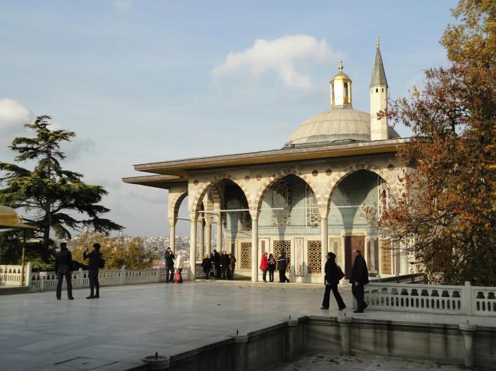 Palácio de Topkapi