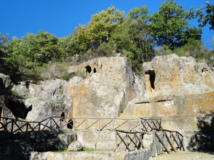 Parque Arqueológico das Cidades do Tudo, nos arredores de Sovana