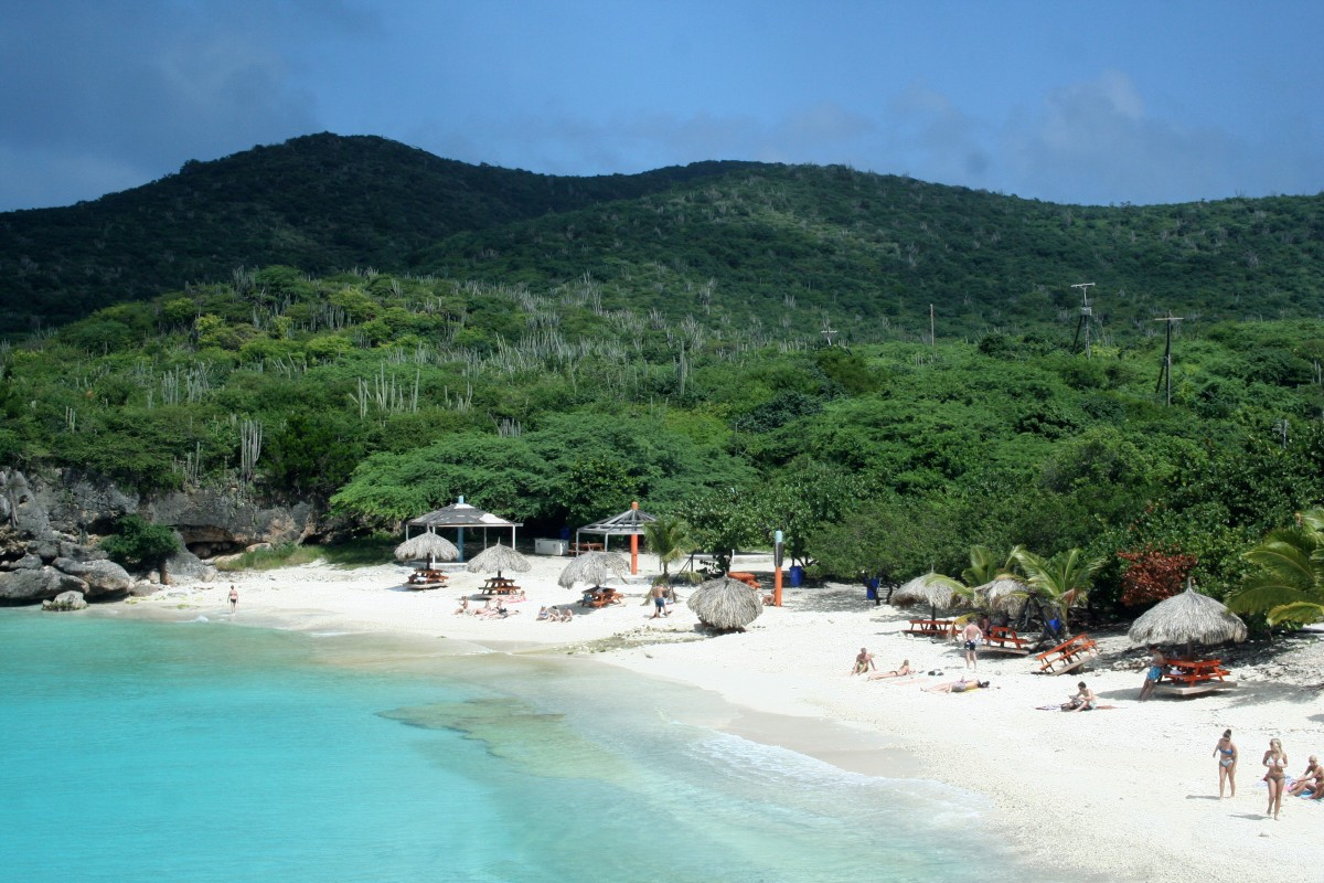 Cinco restaurantes em Curaçao