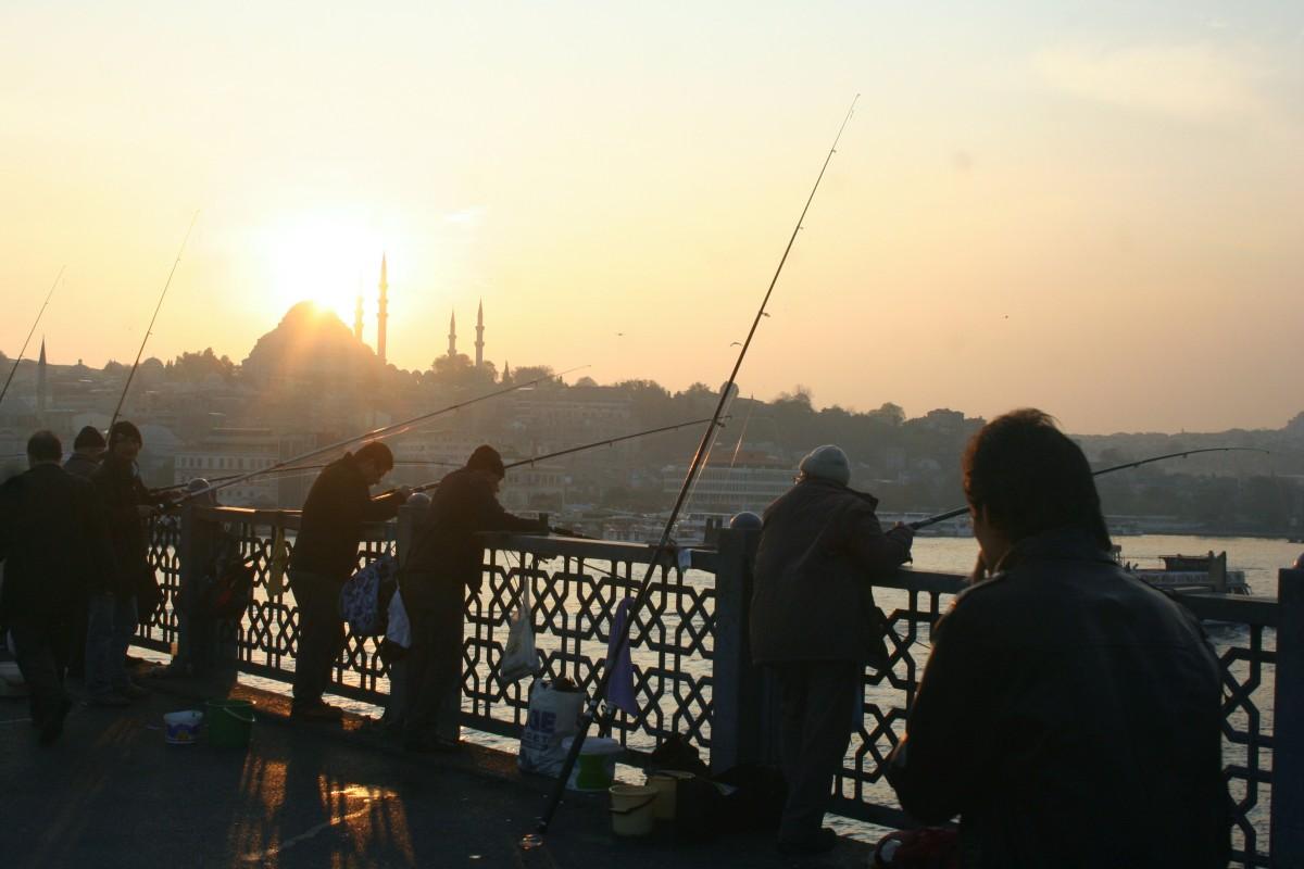 Um programa além do cartão-postal em Istambul