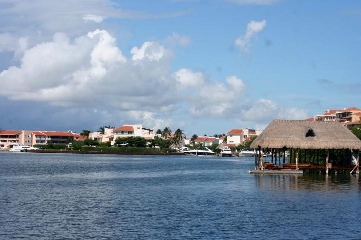 Lagoa Nichupté, lar de dois mil crocodilos