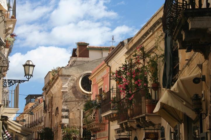 Taormina / Foto de Carla Lencastre