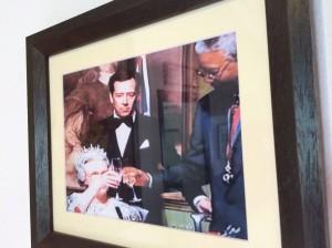 A rainha, o príncipe e Mandela