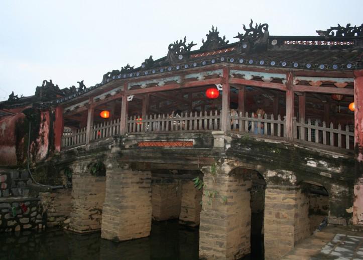 Ponte japonesa do século XVI