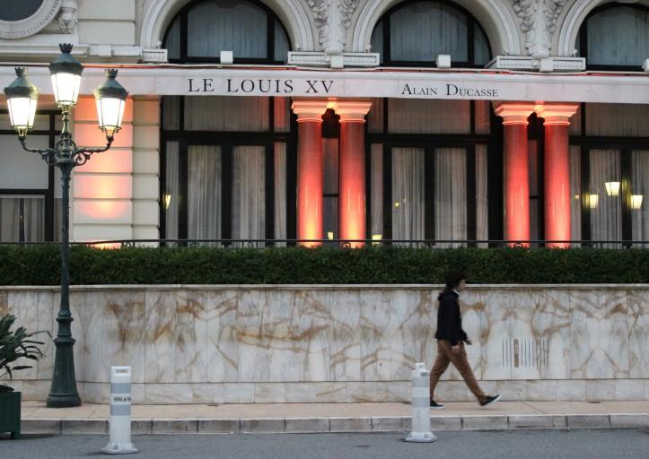 Le Louis XV, restaurante de Ducasse em Monte-Carlo