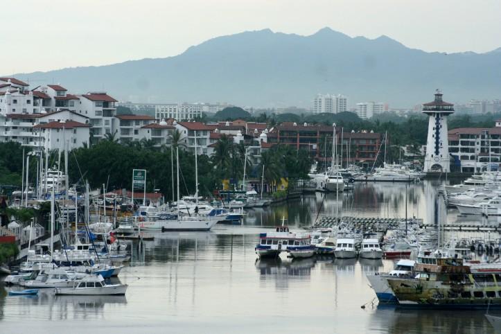 Marina em Puerto Vallarta