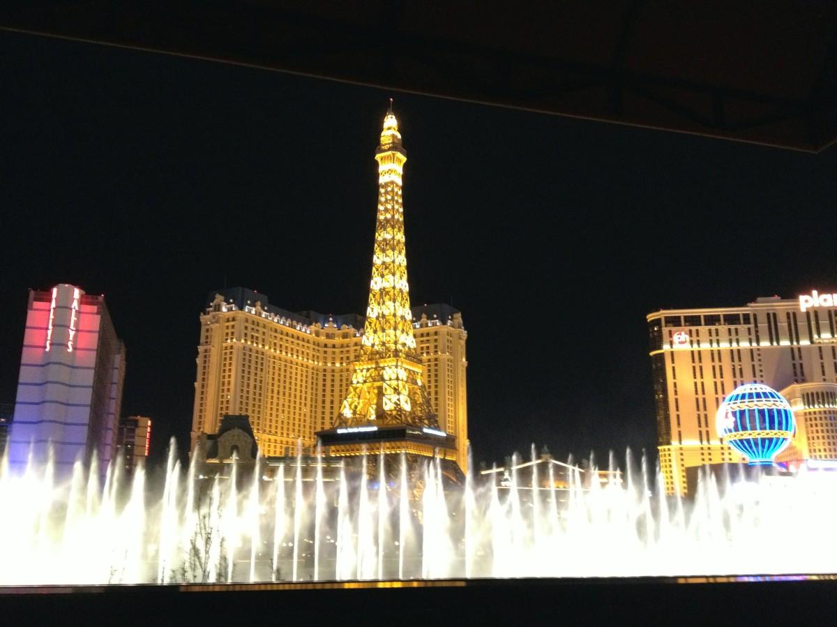 Onze restaurantes e oito chefs na divertida Las Vegas