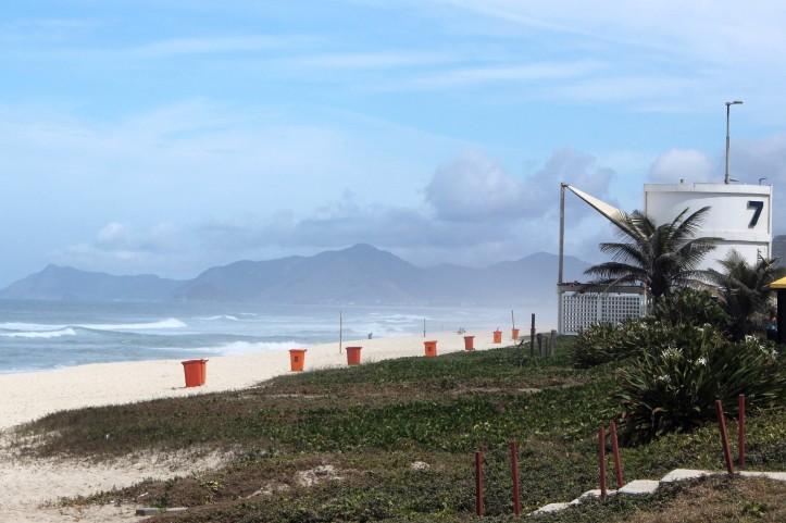 Posto 7 da Barra da Tijuca, o endereço do novo Novotel