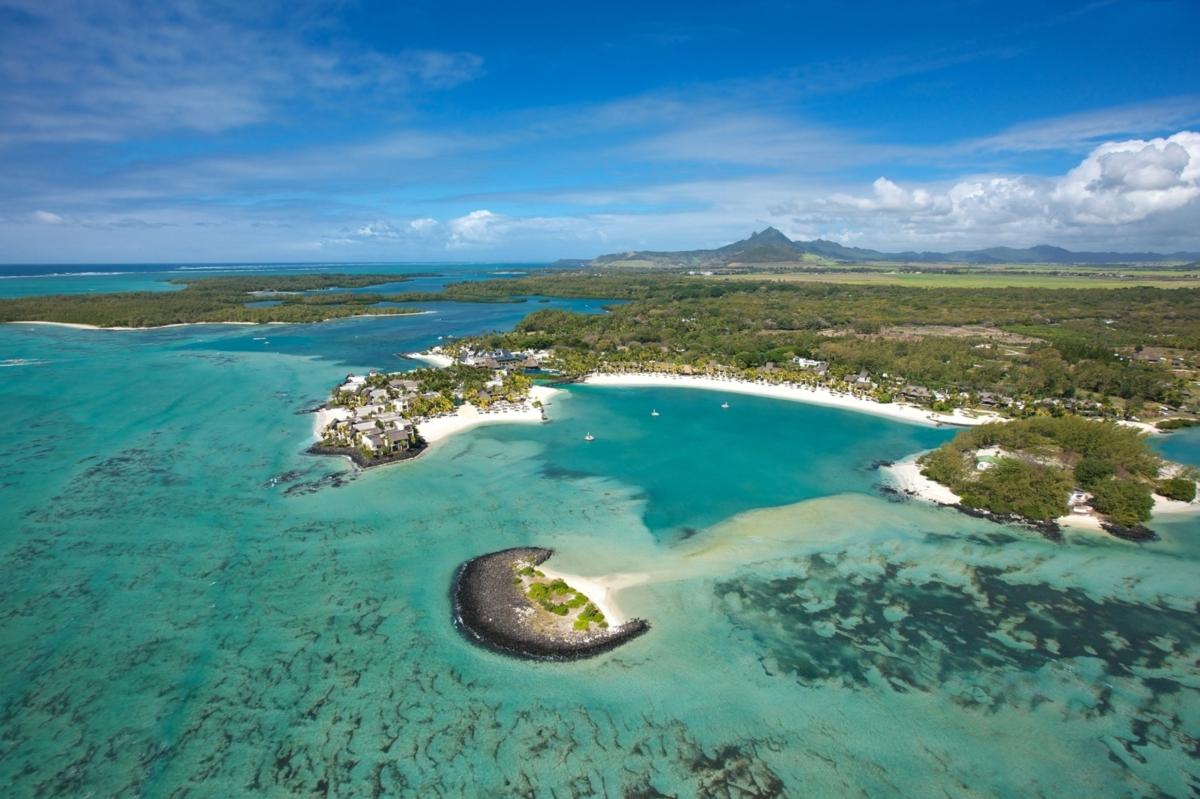 Charme asiático nas Ilhas Maurício