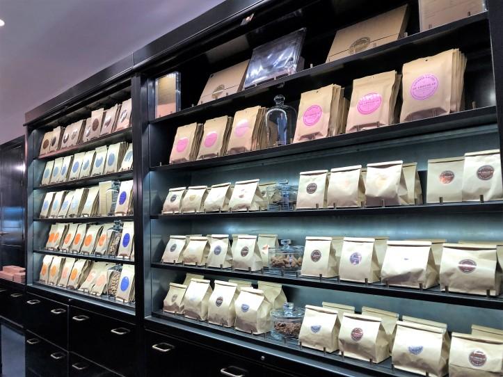 Chocolates Alain Ducasse loja Saint-Germain-des-Près